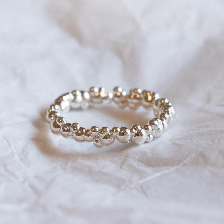Desultory Sphere Ring