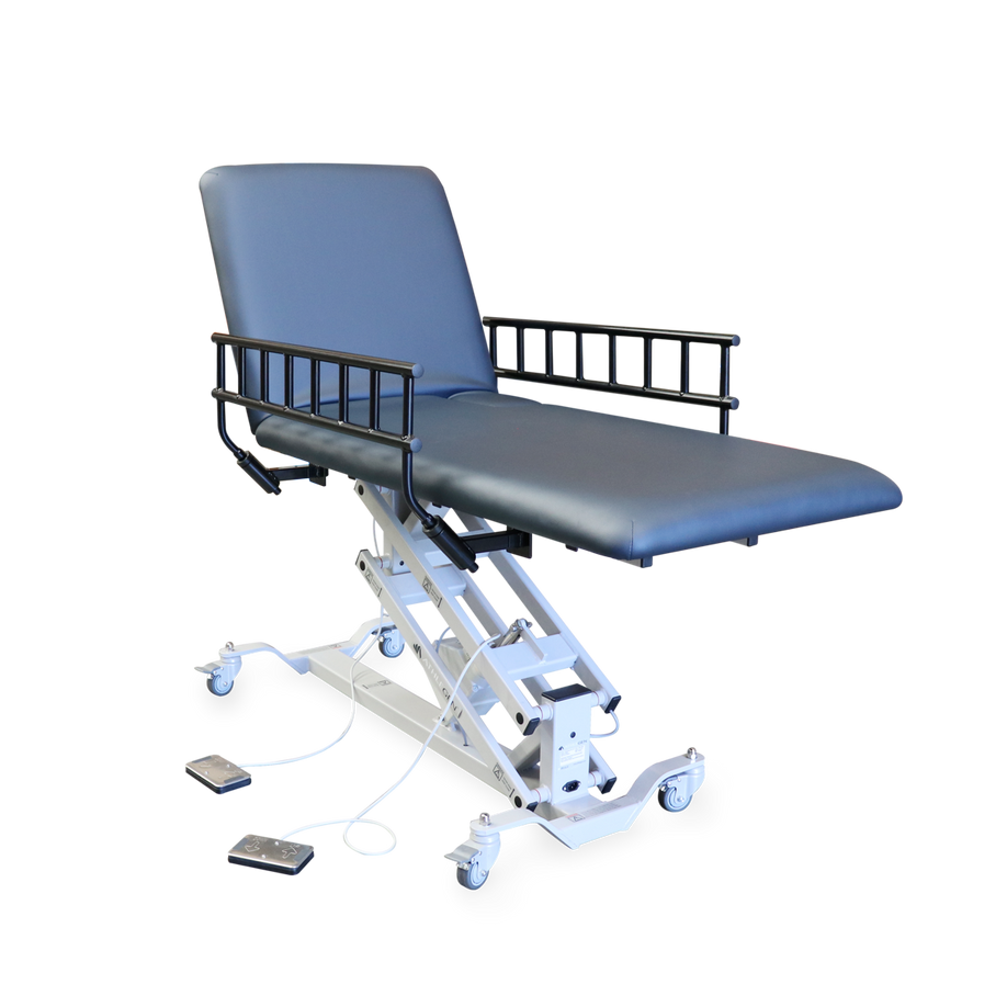 Echo MB1 and MB2 Treatment Tables