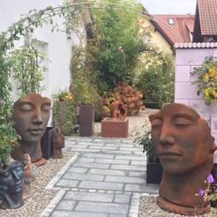 Schaugarten Galarosa Eingangsbereich