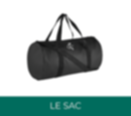 Sac de sport welcome pack Panopl