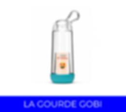 Gourde Gobi Welcome Pack Panopli