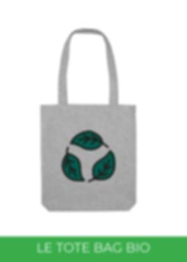 Tote-Bag personnalisée