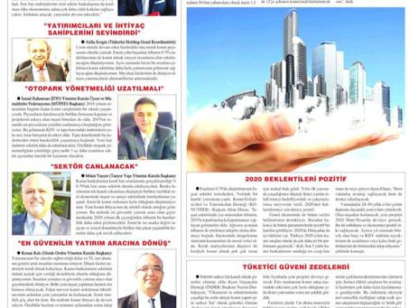 Basında Bizden Haberler 2