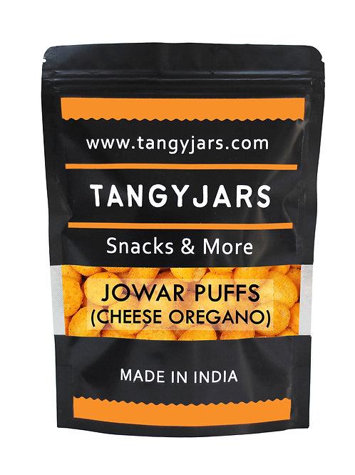 Jowar Puffs- Cheese oregano flavor