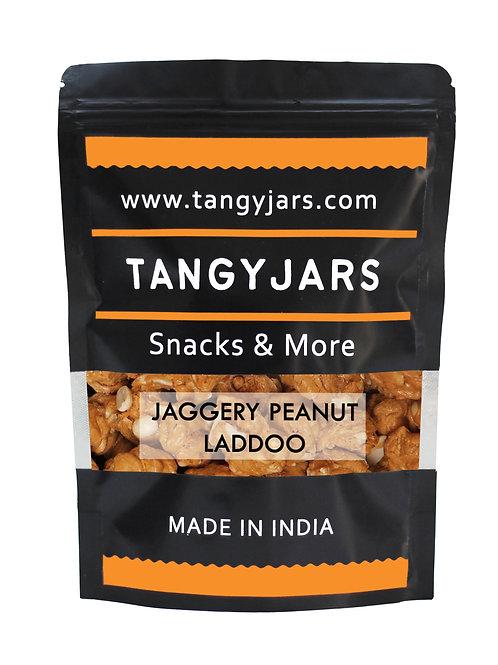 Jaggery Peanut Laddo(malai laddoo)