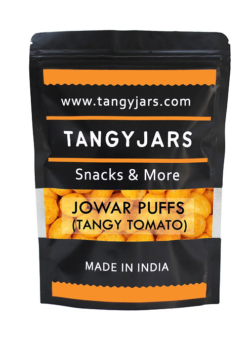 Jowar Puffs Tangy Tomato