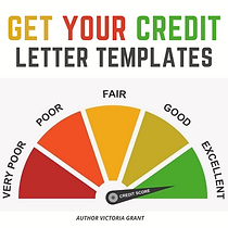 Get your Credit letter templates .png