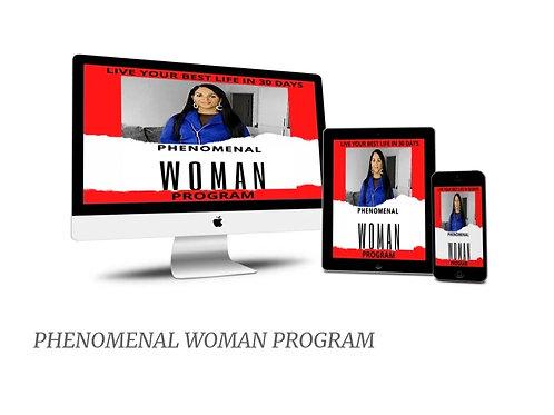 The Phenomenal Woman Program