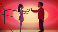The Weeknd & Ariana Grande - Save Your Tears (Official Music Video)