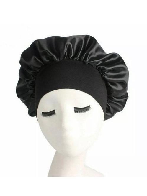 Satin Cap Sleeping Bonnet