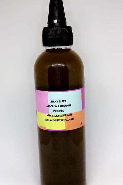 Avocado & Neem Pre-Shampoo Oil 200ml