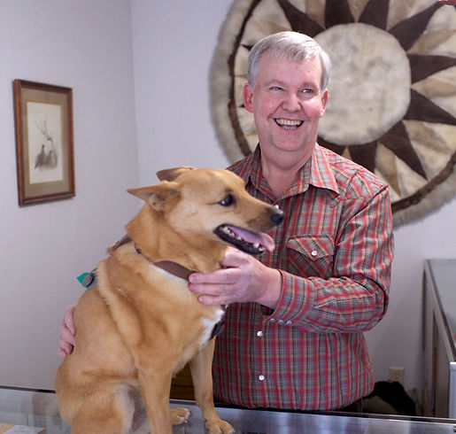 Dr. Terry Wood, DVM Holistic Veterinarian