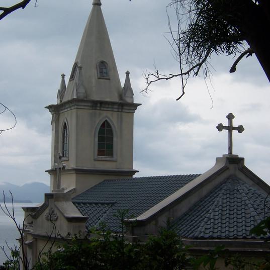 Memorial church, Shangchuan