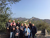 A Parish tour group from Adelaide