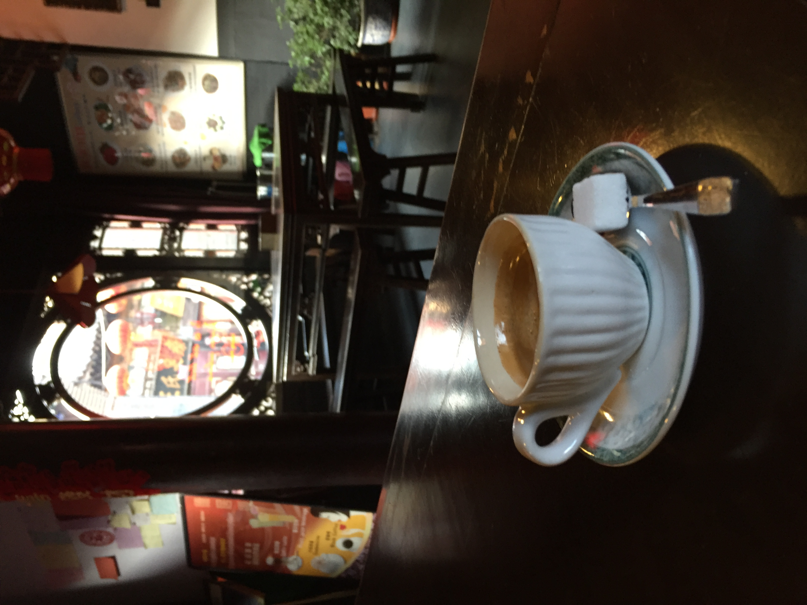 Fair dinkum coffee