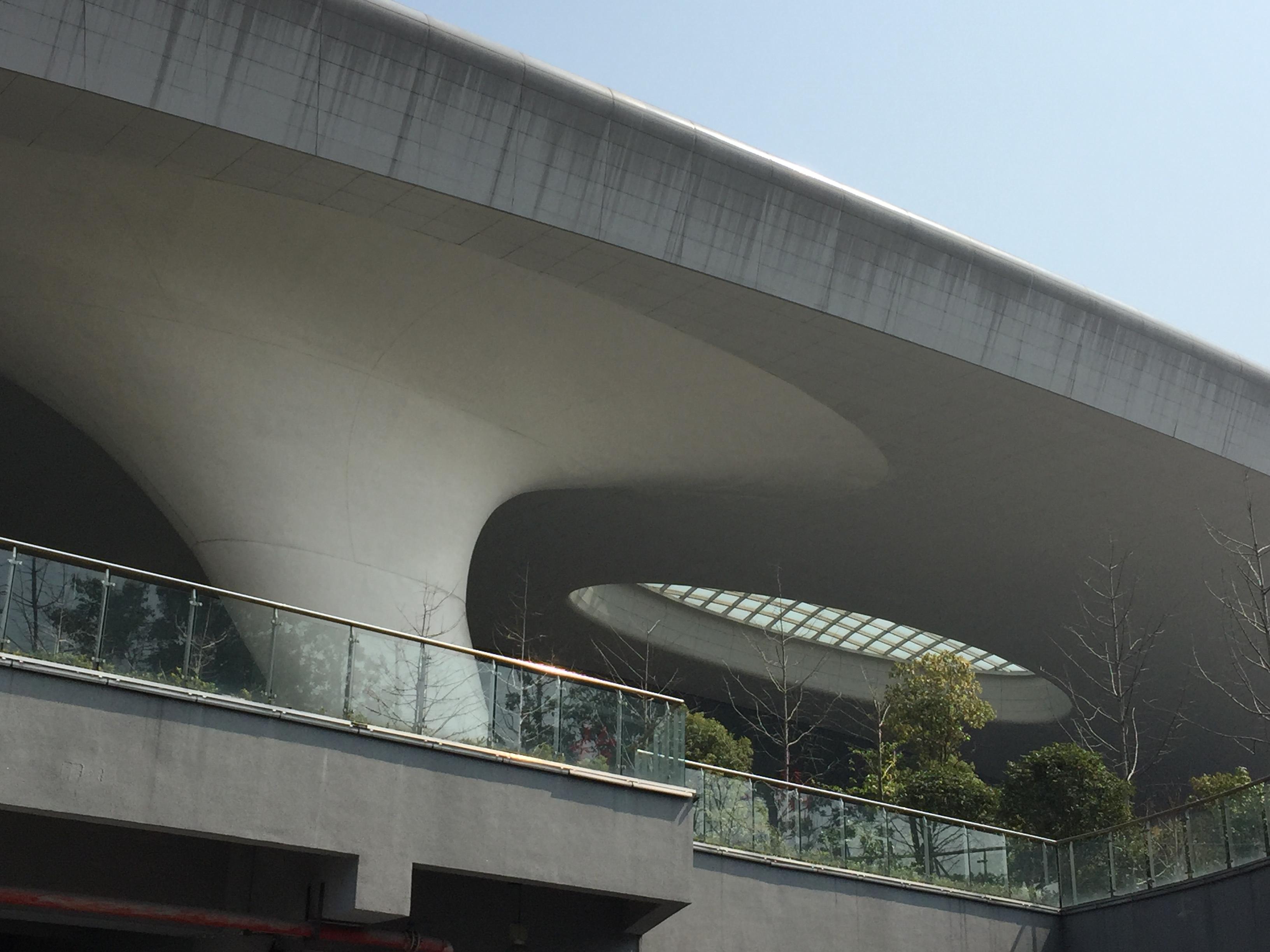 Hangzhou's Railway Station