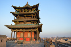 Fortifications at Pingyao