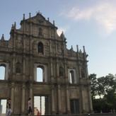 Ruins of St Paul's, MAcau