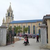 Rural parish, China