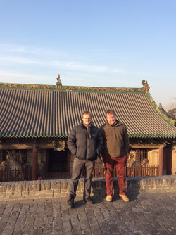 Sino-Immersions Research trip