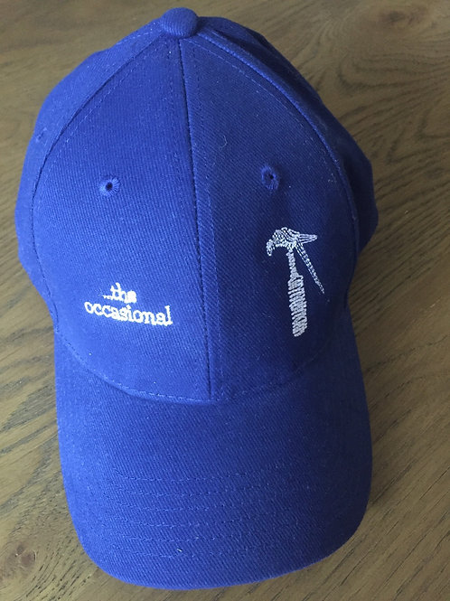 The Occasional Blue Cap