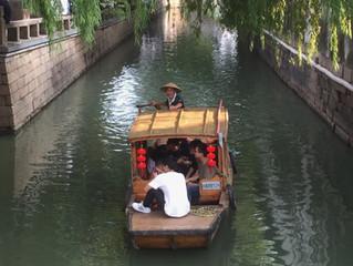 Spending National Day in Suzhou