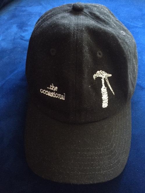 Black Occasional Cap