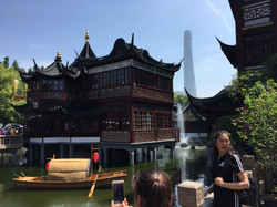 Shanghai, old and new