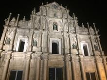 Facade of St Paul's, Macau