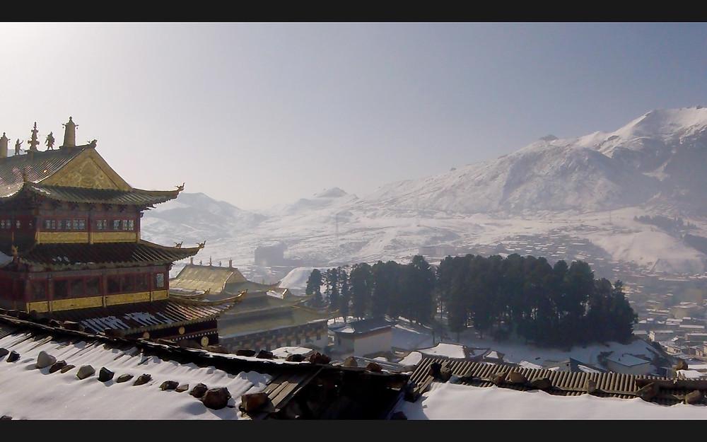 Gansu's natural beauty
