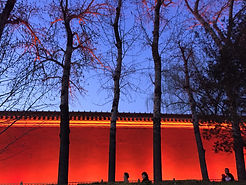 City wall, Beijing, 北京