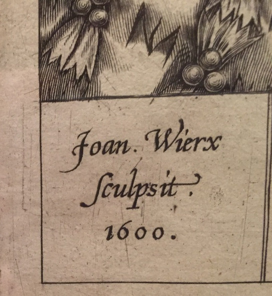 Johannes Wierix print