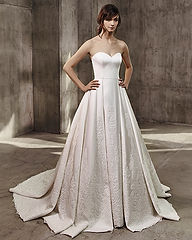BADGLEY MISCHKA WEDDING DRESSES NEW OREL