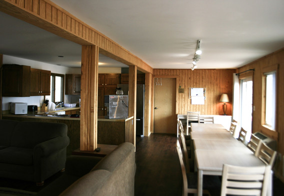 Living/Dining Area Upper Level