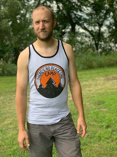 No Place Like Camp Tank Tops