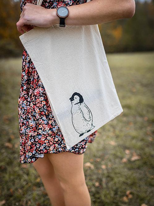 Baumwolltasche - Pinguin
