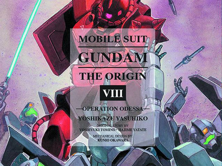 Reviews: Mobile Suit Gundam: The Origin Vol 8 & 9, Monster Tamer Girls 1 & 2