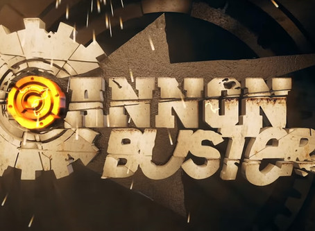 Review: Cannon Busters