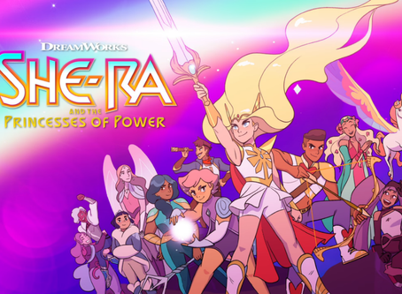 So you loved She-Ra but now it's over... what next?