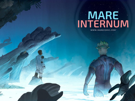 Review: Mare Internum GN