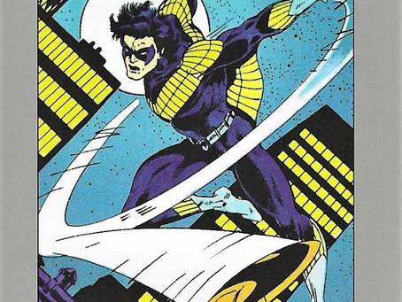 Comic Card Art Spotlight: Tom Grummett
