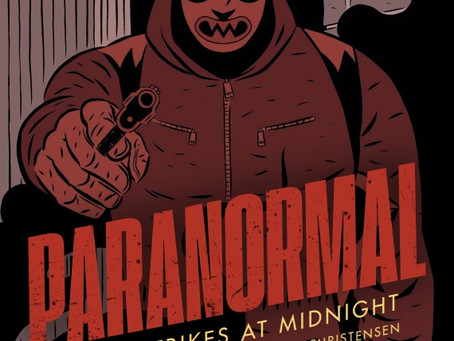 Reading Pile: Paranormal: Death Strikes At Midnight