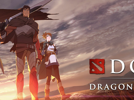 Working Through The Queue: Dota: Dragon's Blood (2021)