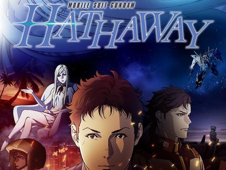 Working Through The Queue:  Mobile Suit Gundam: Hathaway (2021)