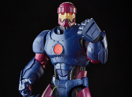 Ridiculously large Sentinel toy sells ridiculously well