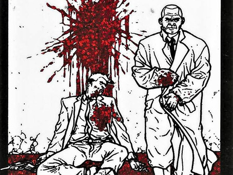 Comic Card Art Spotlight: Geof Darrow
