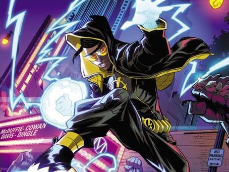 Upcoming Comics Spotlight: Superhero (DC)