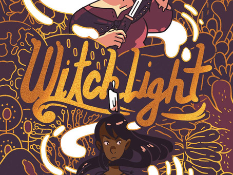 Review: Witchlight GN HC