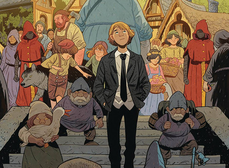 Review: Folklords TPB