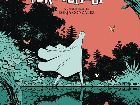 Review: A Gift For A Ghost HC GN